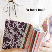 *a busy bee*